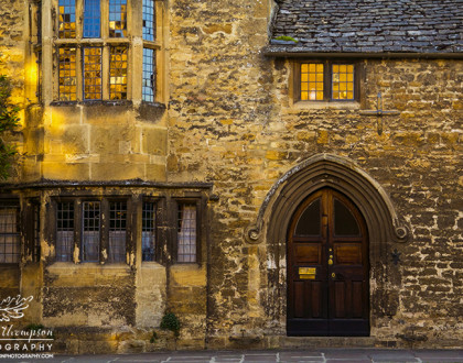 LONDON, YORKSHIRE & THE COTSWOLDS