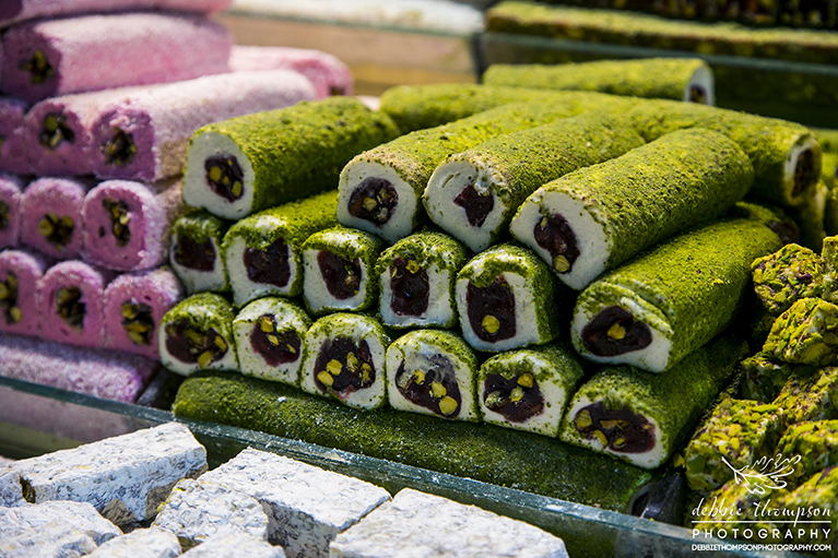 Turkish Delight at the Grand Bazaar, Istanbul
