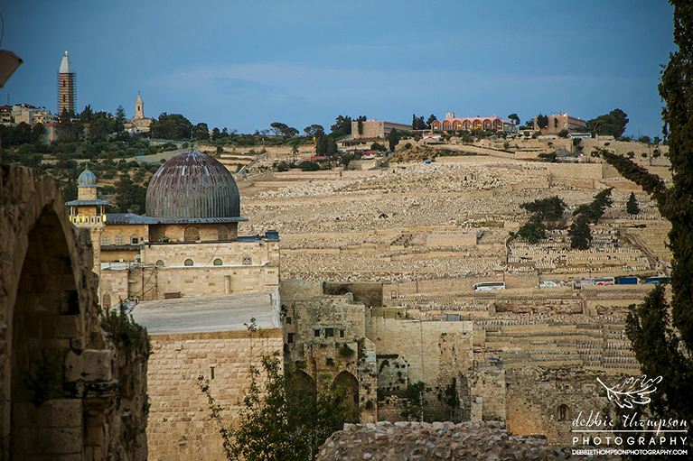 The Mount of Olives, Jerusalem