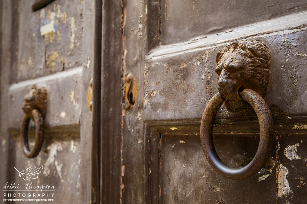 Door knockers HAVE to be photographed